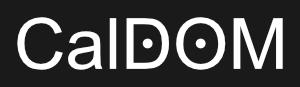 CalDOM Logo